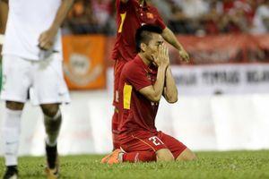 90 phút đầy tiếc nuối của Hồ Tuấn Tài trước U.22 Indonesia