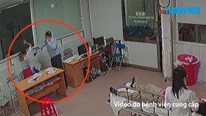 Sở Y tế Nghệ An lên án vụ đánh nữ bác sĩ trong phòng cấp cứu