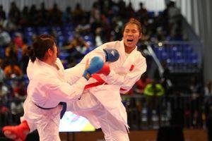 Hồ Thị Thu Hiền giành HCV thứ hai cho Karatedo Việt Nam