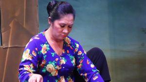 'Phù thủy' lồng tiếng phim Hồng Kông trở lại sân khấu