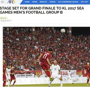 AFC nhận định thế nào về trận hòa tiếc nuối của U22 Việt Nam?
