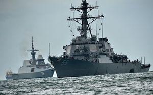 Hải quân Mỹ rà soát hạm đội trên toàn cầu