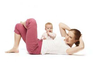 Bí quyết giúp phụ nữ giảm cân sau sinh an toàn