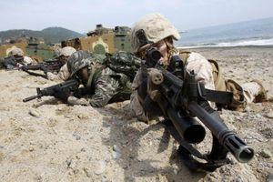 Lĩnh Mỹ rầm rập đổ bộ trong cuộc tập trận tại Hàn Quốc