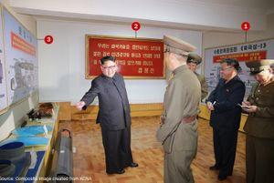 Triều Tiên vô tình tiết lộ thông tin về tên lửa đạn đạo mới