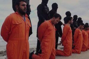 IS chặt đầu 11 người ở Libya