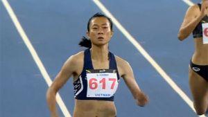 Tú Chinh giành HCV nội dung 200 m nữ