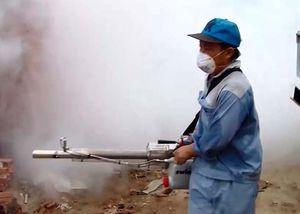 Phun mù nóng - phương pháp hiệu quả để diệt muỗi trên diện rộng
