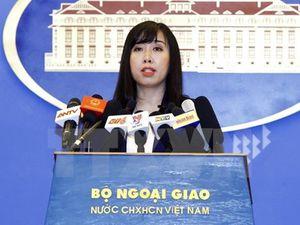 Việt Nam yêu cầu Đài Loan không tái diễn xâm phạm chủ quyền lãnh thổ