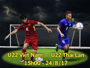 Nhận định bóng đá U22 Việt Nam - U22 Thái Lan: Công Phượng, Tuấn Tài sửa sai, quyết vào bán kết