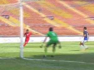 Video, Kết quả bóng đá U22 Indonesia - U22 Campuchia: Khó khăn ngoài dự tính (H1)