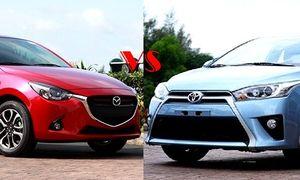 Toyota và Mazda tại Việt Nam 'đại hạ giá' tháng cô hồn