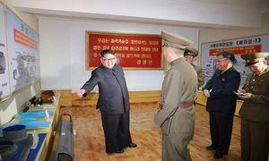 Hé lộ thế hệ tên lửa đạn đạo mới của Triều Tiên?