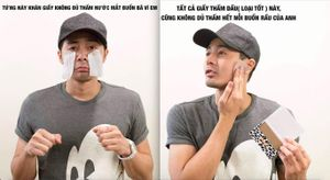 Dương Mạc Anh Quân tung loạt ảnh chế hài hước, lăm le 'soán ngôi' Cao Ngân Top Model