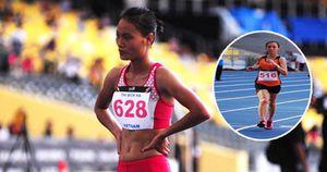 Chuyện chỉ có ở 'ao làng' SEA Games: Đi bộ, nữ Việt Nam thua đau đớn vì VĐV chủ nhà... chạy về đích