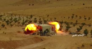 Quân đội Syria, Hezbollah hủy diệt trụ sở IS trên biên giới Lebanon