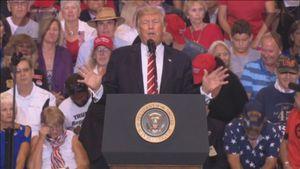 Tổng thống Trump nói sẽ chấm dứt hiệp định NAFTA