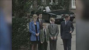 Hoàng tử Anh kể về ông nương Diana trong phim tài liệu