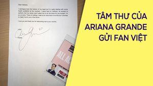 Ban tổ chức tour diễn Ariana Grande xin lỗi khán giả