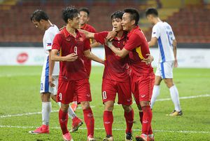 Những kịch bản như mơ giúp U22 Việt Nam vào bán kết SEA Games