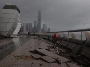 Bão Hato tràn vào Hong Kong và Macau: 12 người chết