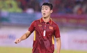 Trụ cột U22 Việt Nam chia tay SEA Games vì chấn thương
