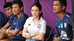 Loạt trận vòng bảng SEA Games 29 của U22 Thái Lan