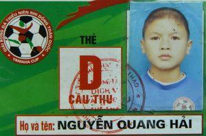 Gia tài đồ sộ của 'vua giải trẻ' Quang Hải
