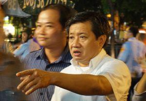 Một chủ tịch phường bị ông Đoàn Ngọc Hải đề nghị hạ chức