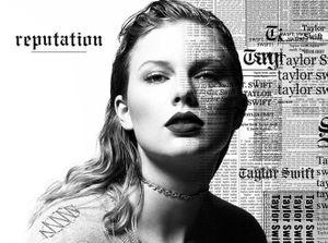 Rò rỉ hình ảnh album 'Reputation' của Taylor Swift sau 3 năm vắng bóng