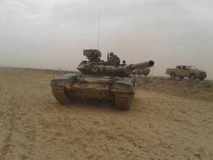 Quân đội Syria đè bẹp IS, đoạt thị trấn chiến lược ở Deir Ezzor (video)