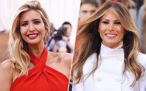 Phẫu thuật thẩm mỹ để giống vợ con Tổng thống Trump