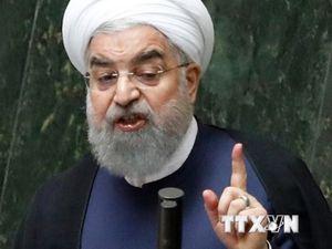 Iran cảnh báo Mỹ về khả năng chấm dứt thỏa thuận hạt nhân