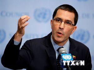 Venezuela tố cáo Mỹ vi phạm mọi nguyên tắc của Liên hợp quốc