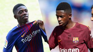 Ousmane Dembele và bi kịch của người kế thừa Neymar