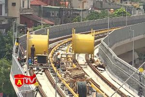 Vì sao Dự án đường sắt trên cao Cát Linh – Hà Đông tiếp tục chậm tiến độ?