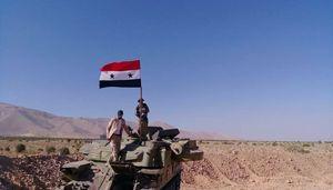 Quân đội Syria đánh quỵ IS, chiếm loạt cứ địa trên sa mạc Homs - Hama