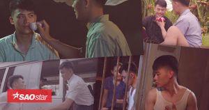 Những thước phim tình cảm dễ thương của 2 chàng trai trong 'Tao không xa mày'