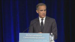 Thống đốc ngân hàng Anh: 'Brexit làm tăng tỷ lệ lạm phát'