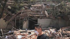 Động đất tại Mexico, số người chết tăng cao