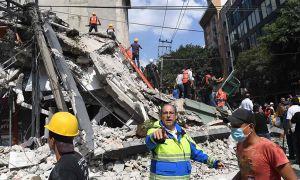 Ít nhất 119 người chết trong trận động đất kinh hoàng ở Mexico