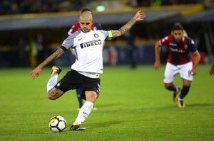 Inter bị cầm hòa đáng tiếc trên sân của Bologna