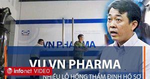 Vụ VN Pharma: Nhiều lỗ hổng thẩm định hồ sơ