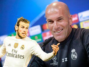 HLV Zidane: Cần kiên nhẫn với Gareth Bale