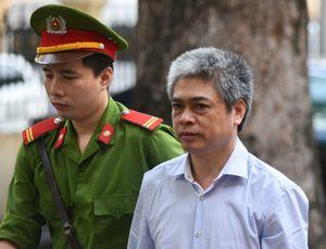 Nguyễn Xuân Sơn với mức án đề nghị tử hình hối lỗi tại tòa