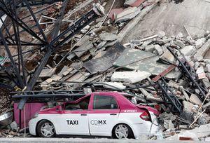 Động đất Mexico: Nhà người Việt bị sập, không có thương vong