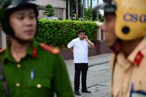 Chủ tịch phường nói việc hạ chức là ý kiến cá nhân của ông Hải