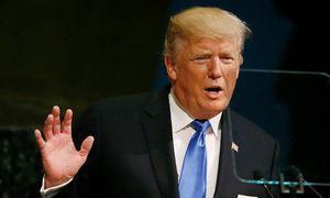Tổng thống Mỹ đe dọa 'hủy diệt hoàn toàn Triều Tiên'
