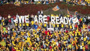 Catalonia đòi độc lập, căng thẳng lớn ở Tây Ban Nha