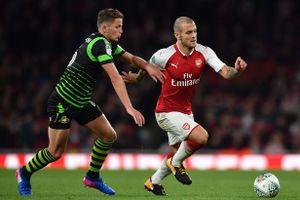 Chấm điểm Arsenal trận Doncaster: Sự trở lại của Wilshere